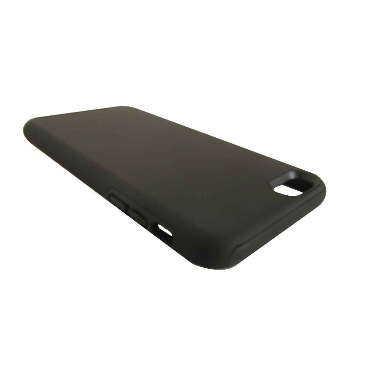 Capa Impacto Duo Para Iphone 6 Plus Intelimix Preta