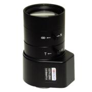 Lente Auto Íris Varifocal 5~50mm - JS Soluções em Segurança