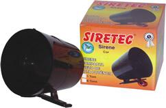 Sirene 12V 120DB - JS Soluções em Segurança