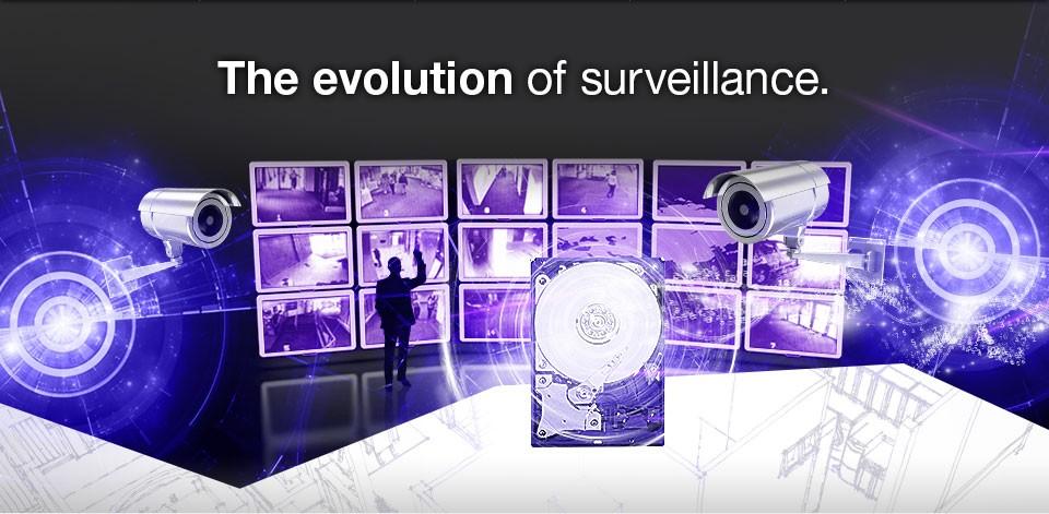 HD Sata Western Digital WD Purple 2TB - WD20PURZ - JS Soluções em Segurança