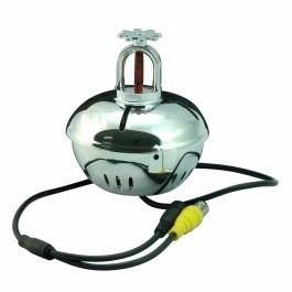 Mini Câmera Camuflada 1/3 CCD Sony 480 linhas 3.7mm - Jato D'água - - JS Soluções em Segurança