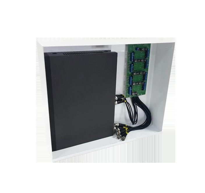 Rack Mini Organizador Vertical Orion HD 3000 8 Canais Híbrido Cód. 3304 - JS Soluções em Segurança