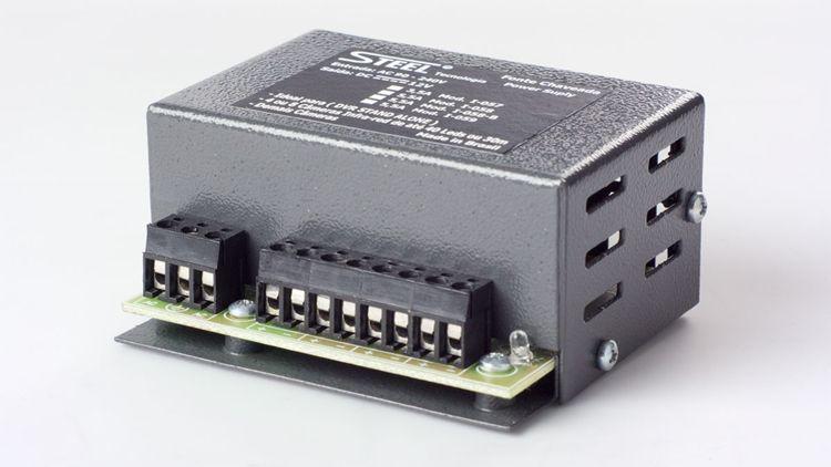 FONTE 12V 3.5A COM 4 SAÍDAS INDIVIDUAL - JS Soluções em Segurança