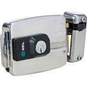 Fechadura Elétrica HDL C-90 Dupla Inox Código:  90.01.03.028 - JS Soluções em Segurança
