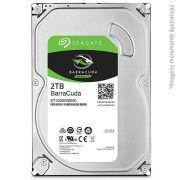 HD 2TB Sata Seagate 7200rpm - JS Soluções em Segurança