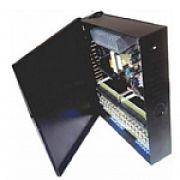 Fonte 12V 10A 16 saídas independentes e proteção individual + caixa organizadora - JS Soluções em Segurança