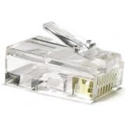 PACOTE CONECTOR RJ-45 IMP 100pçs - JS Soluções em Segurança