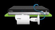 Câmera infra Bullet IP HD 1.0 Megapixel 1280*720P PoE Onvif intelbras VIP S3020 G2 - JS Soluções em Segurança