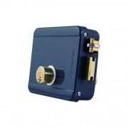 Fechadura elétrica de sobrepor cilindro fixo intelbras FX 2000 - JS Soluções em Segurança