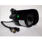 CÂMERA INFRA VERMELHO CCD SONY 1/3 800 LINHAS 3.6mm 36 LEDS 40 mts  - JS Soluções em Segurança