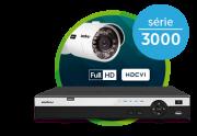 Tribrido DVR Gravador Intelbras 8 Canais HDCVI 3108 Full HD 1920x1080p - JS Soluções em Segurança