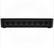 Switch 8 portas Fast Ethernet com VLAN Fixa SF 800VLAN - JS Soluções em Segurança