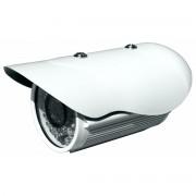 Camera Infra Red 1/3 SONY EFFIO CCD 750 linhas 36 leds 6mm de Altíssima Resolução - JS Soluções em Segurança