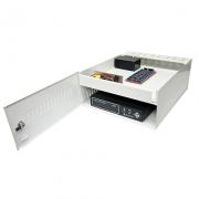 Iron House 1G 550 Para DVR 32 V�deos + 32 a�dio + cabo sem audio + Fonte 15A