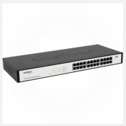 Switch 24 portas Gigabit Ethernet