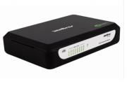 Switch 16 portas Fast Ethernet com QoS - SF 1600 D - JS Soluções em Segurança