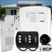 Kit Central Alarme Sem Fio Alard Max 4 ECP - JS Soluções em Segurança