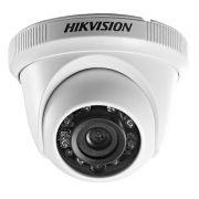 Câmera Dome Flex Infra Turbo HD HDTVI/ HDCVI/ AHD & analógica 1/3 2.8mm 4 X 1 Hikvision 720p - JS Soluções em Segurança
