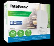 Roteador wireless corporativo para pequenos e médios negócios 300Mbps Intelbras HotSpot 300 - JS Soluções em Segurança
