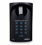 Porteiro eletrônico dedicado à central COMUNIC 48 INTELBRAS  (COMPATIVEL COM COMUNIC 16/48) XPE 48 - JS Soluções em Segurança
