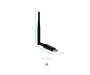 Adaptador USB Wireless N300 C/ Antena Externa IWA 3001 INTELBRAS - JS Soluções em Segurança