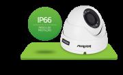 CÂMERA DOME INFRA HDCVI,TVI,AHD, ANALÓGICA 20MTS 720p 2.6MM IP66 MULTI-HD INTELBRAS VHD 3120 D G4 - JS Soluções em Segurança