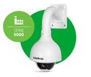 Câmera IP Speed dome Full HD 2.0 megapixels 20X lente 4,7mm a 94 mm PoE VIP 5220 SD  - JS Soluções em Segurança