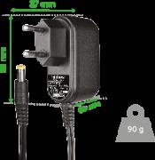 FONTE 12V 1A INTELBRAS - XF 1201 - JS Soluções em Segurança