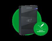 Leitor de cartão RFID 13,56 MHz LE 130 MF INTELBRAS - JS Soluções em Segurança