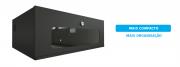 Mini Rack 3U Organizador CFTV, Informática, Telecom - padrão 19