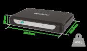 MINICOM CENTRAL 2 LINHAS 7 RAMAIS - Comunicação telefônica para microempresa (2 RAMAIS C/FIO e 5 RAMAIS S/ FIO) intelbras - JS Soluções em Segurança