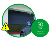 Sensor Ativo infra vermelho antiesmagamento 15mts 12 volts IVA 3015 X Intelbras  - JS Soluções em Segurança