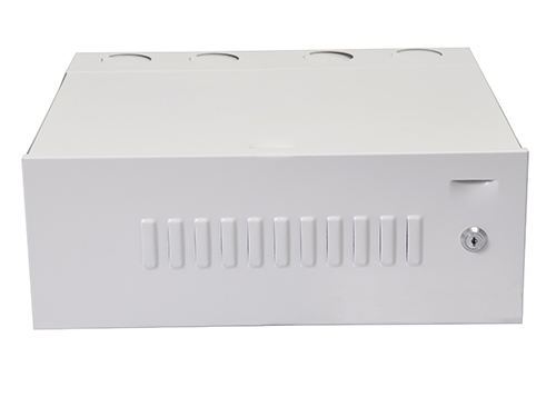 Iron House 1G 400 Para DVR 8 Vídeos + 8 aúdio + cabo sem audio + 10A fonte ) cod 1178 - JS Soluções em Segurança