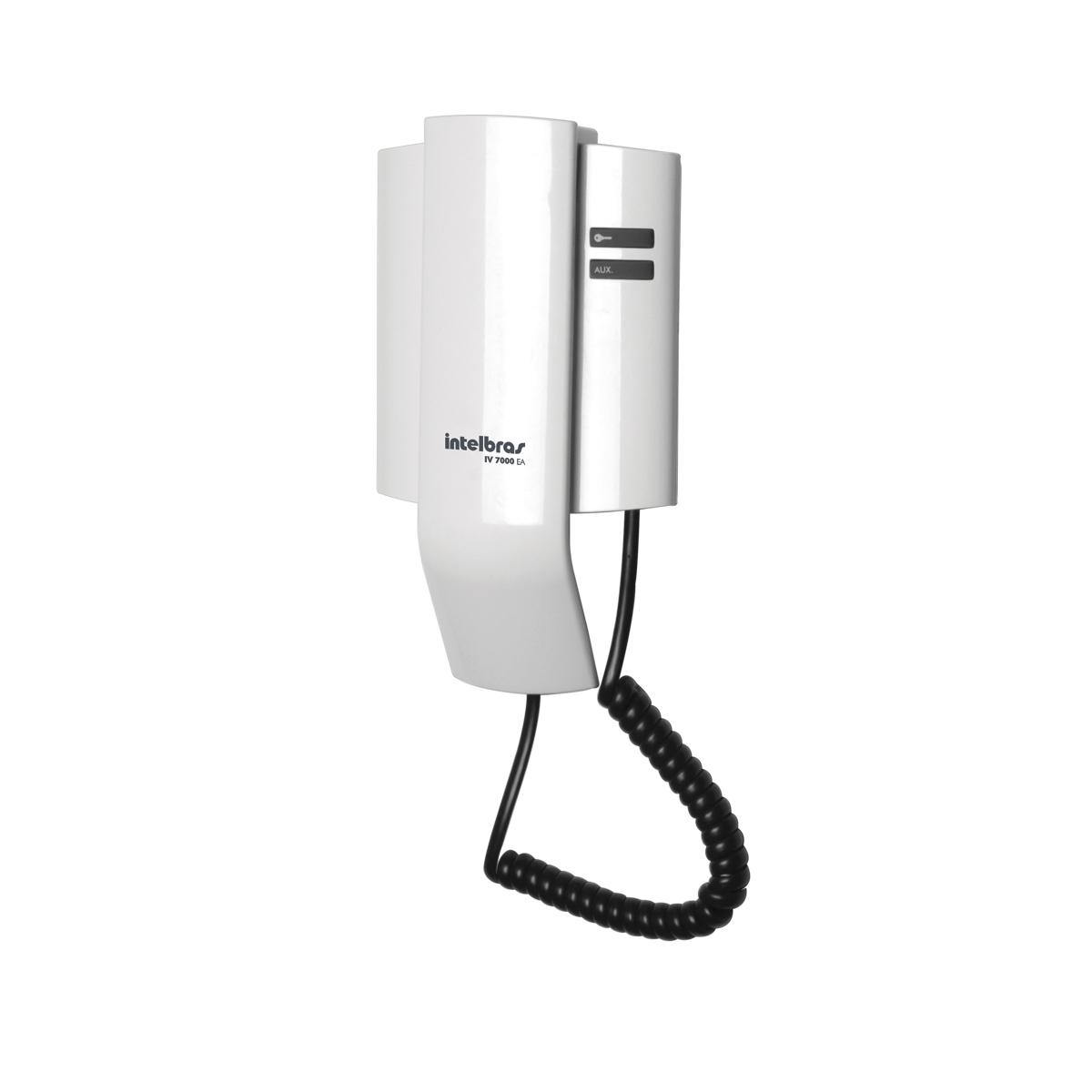 Extensão de áudio de Videoporteiros da linha IV 7010, 4010 e 7000 INTELBRAS - JS Soluções em Segurança