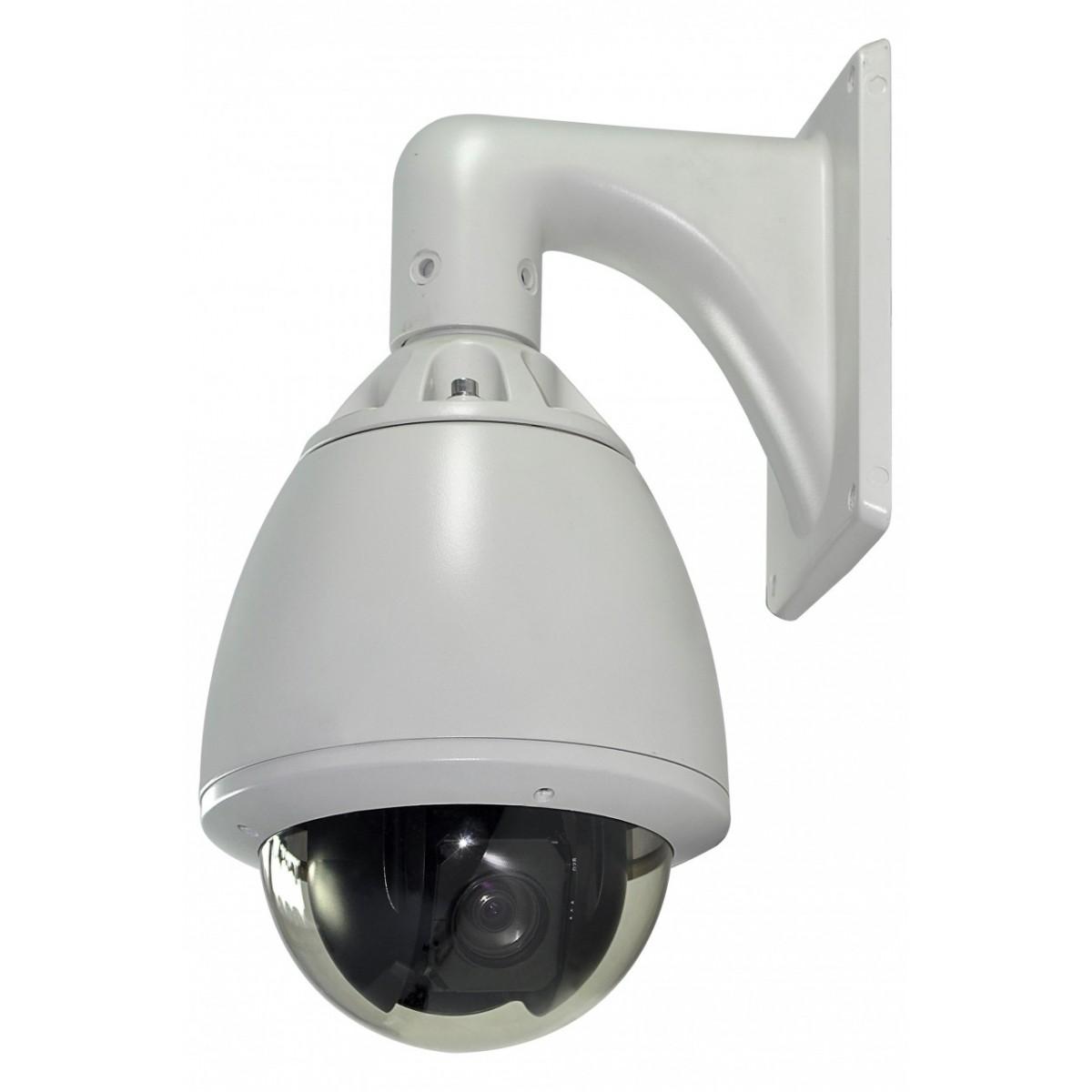Câmera Speed dome 700 linhas analógico 29X - JS Soluções em Segurança