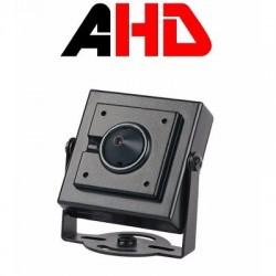 Mini Câmera AHD-M Pin-Hole 1.3 Megapixels 3.6mm 960p - JS Soluções em Segurança