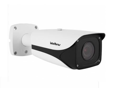 Câmera IP Profissional Resolução Full HD 4 Megapixels Intelbras PoE - VIP 5450 Z G2 - JS Soluções em Segurança