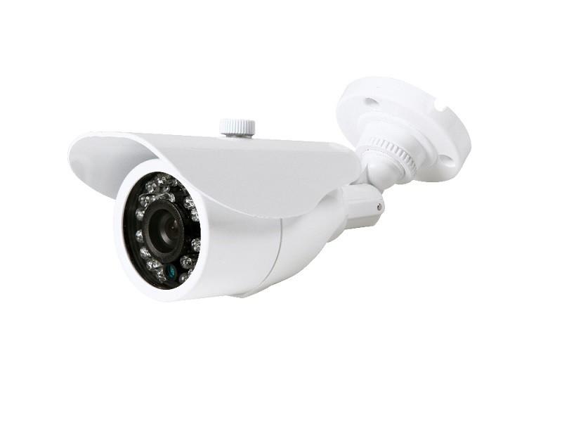 HDCVI Câmera Bullet infra vermelho 1.0 Megapixel 1/3 3.6mm 36 leds IR CUT 40mts 720p  - JS Soluções em Segurança