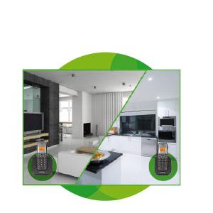 Ramal sem fio digital Intelbras TS 5121 - JS Soluções em Segurança