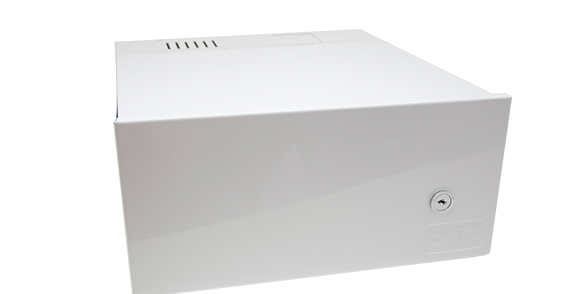 Iron House 1G 400 Para DVR 16 Vídeos + Cabo Organizador 16  ( sem fonte ) cod. 2999 - JS Soluções em Segurança