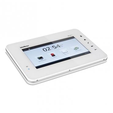 Terminal de vídeo IP intelbras  branco TVIP 2000 HF  - JS Soluções em Segurança