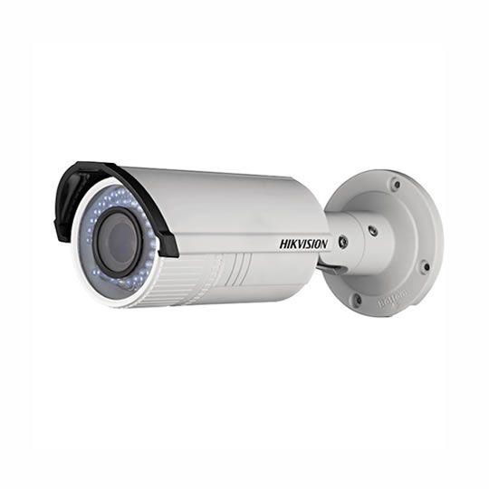 IP Câmera Bullt Profissional 2.0 Megapixels Varifocal 2.8 a 12mm SD Card IP 67 Full HD 1920x1080p c/ audio PoE Onvif - JS Soluções em Segurança
