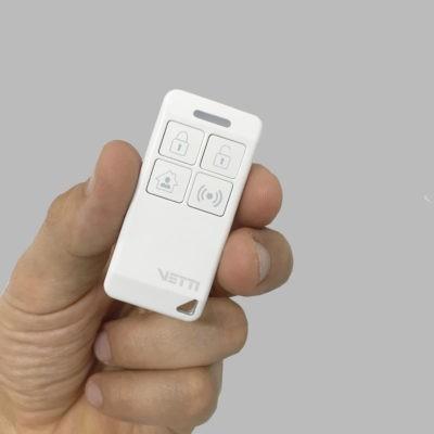 Smart Controle remoto 4 teclas - JS Soluções em Segurança