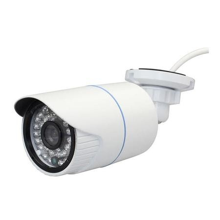 Câmera Bullet Analógica infra vermelho 900 linhas 3.6mm 36 leds externa  IP66 - JS Soluções em Segurança
