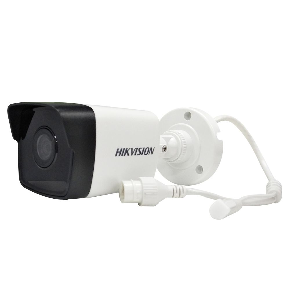 IP Câmera Bullet infra turbo Full HD 2 Megapixels 20mts 2.8mm IP67 PoE Onvif Hikvision 1080p  - JS Soluções em Segurança