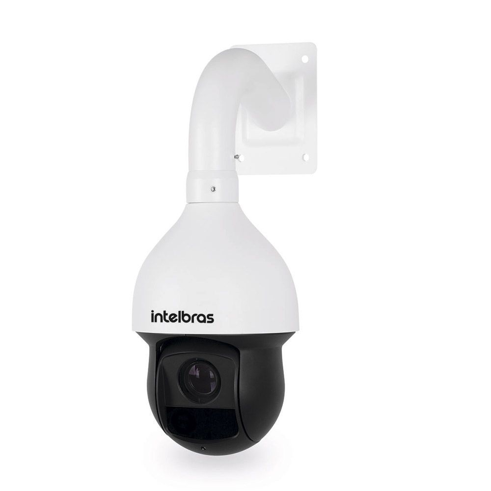 Câmera infra IP Speed dome Full HD 2.0 megapixels 20X l 4,7mm a 94 mm PoE intelbras VIP 5220 SD IR - JS Soluções em Segurança