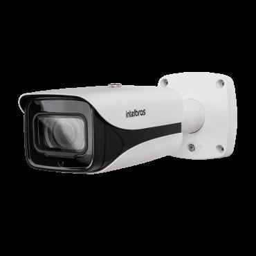 Câmera infra vermelho zoom motorizada de 3,7mm a 11mm autofoco 80mts HDCVI 8 Megapixels intelbras VHD 7880 Z 4K - JS Soluções em Segurança