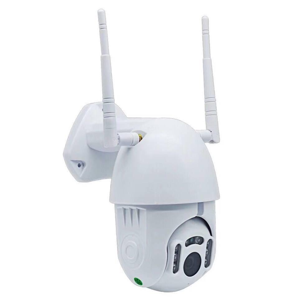 Câmera Speed dome infra IP 2 Megapixels Full HD IP66 com audío SD card até 128gb wi-fi PTZ Onvif 1080p  - JS Soluções em Segurança