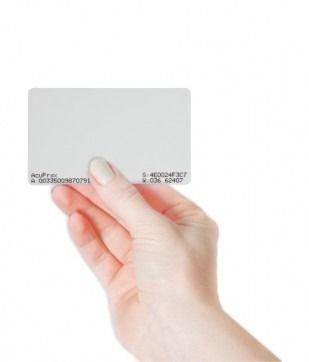 Cartão RFID 125 kHz TH 142L  - JS Soluções em Segurança