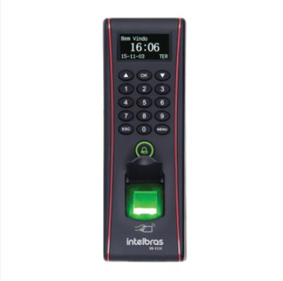 Controlador de acesso stand alone SS 411E intelbras - JS Soluções em Segurança